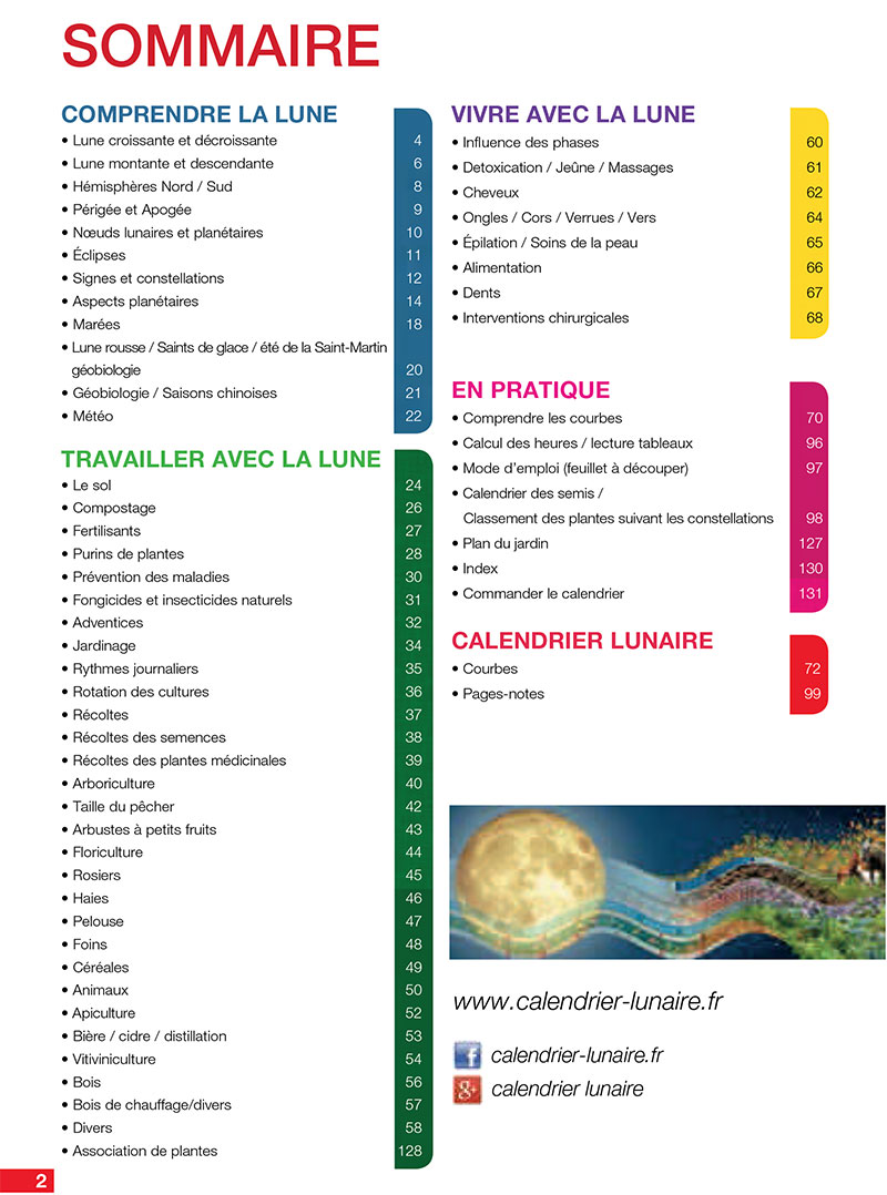 Calendrier lunaire 2017 - Calendrier chinois bebe 2017 ...