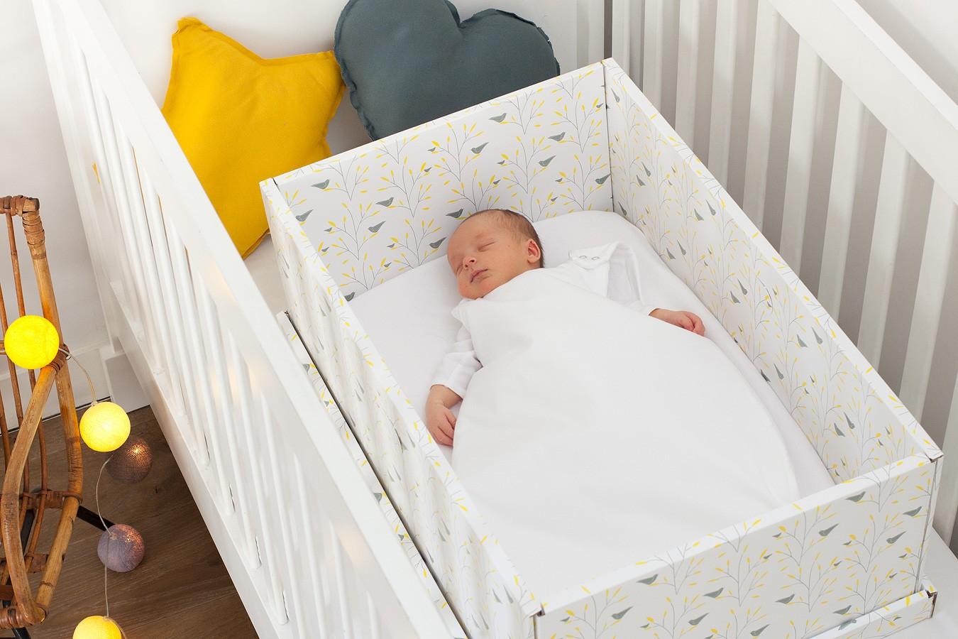 7805ffaead98 HAPPYNEST Baby Box Premier Jour