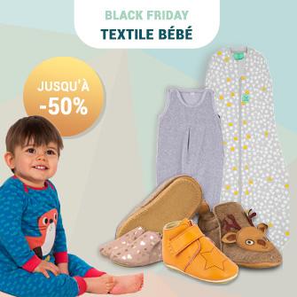 Textile bébé
