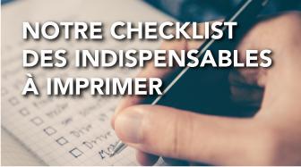 Checklist maternité