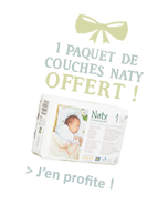Offre Exclusive Naty
