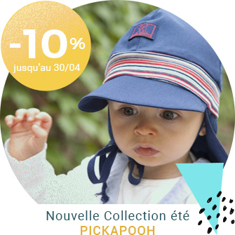 -10% Collection Eté Pickapooh