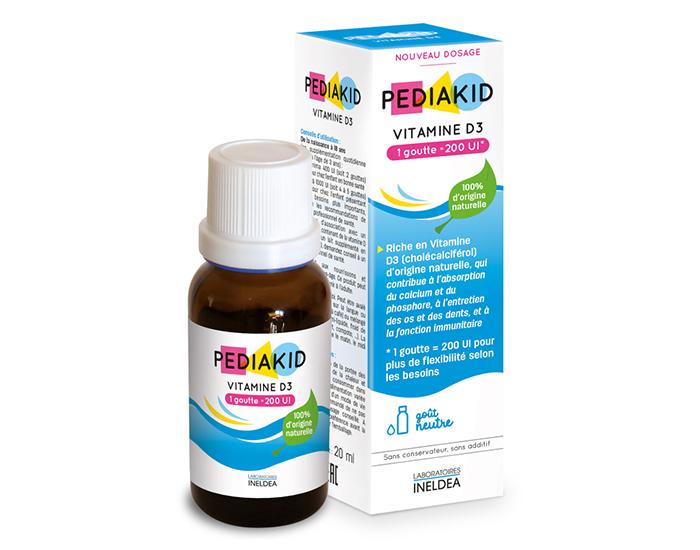 3036dbf2e94 Vitamine D3 PEDIAKID