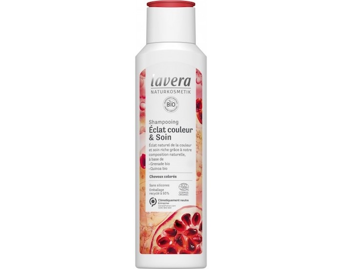 LAVERA Shampooing Protection Couleur et Soin - 250 ml