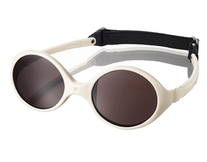 lunettes de soleil bb diabola crme 0 18 mois ki et la. Black Bedroom Furniture Sets. Home Design Ideas