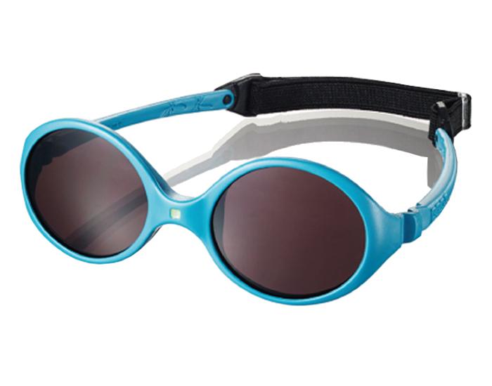 lunettes de soleil bb diabola bleu canard 0 18 mois ki et la. Black Bedroom Furniture Sets. Home Design Ideas