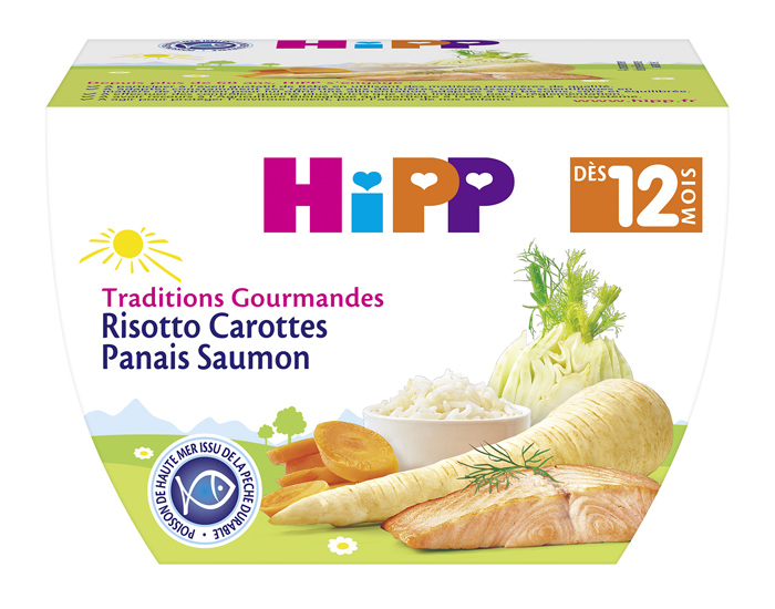 HIPP Bol Traditions Gourmandes - 220g