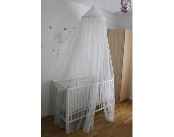 ciel de lit bebe anti onde table de lit a roulettes. Black Bedroom Furniture Sets. Home Design Ideas