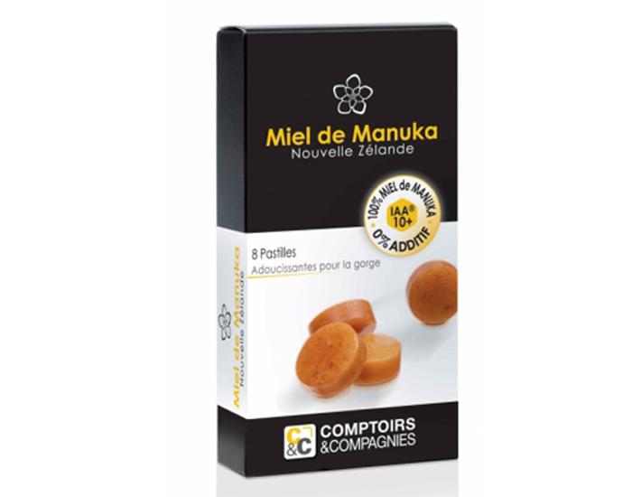 Pastilles 100 miel de manuka iaa10 comptoirs et compagnies - Miel de manuka comptoir et compagnie ...