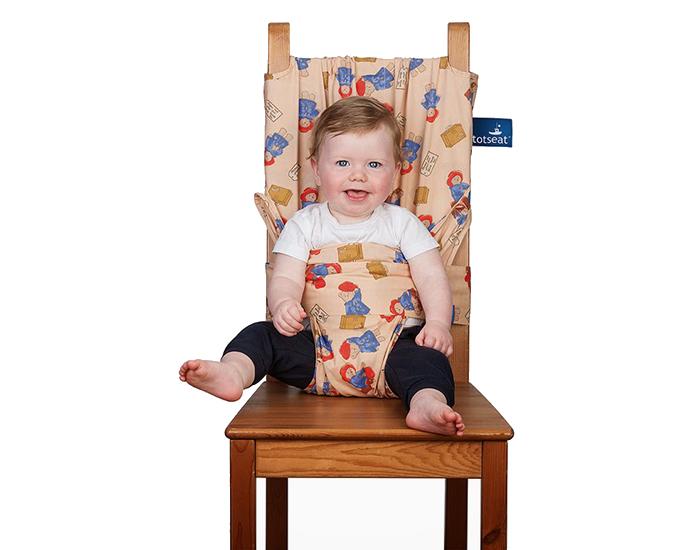 chaise de voyage bb paddington cru totseat. Black Bedroom Furniture Sets. Home Design Ideas