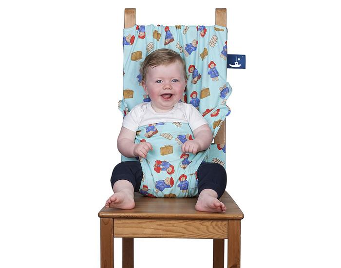 chaise de voyage bb paddington turquoise totseat. Black Bedroom Furniture Sets. Home Design Ideas