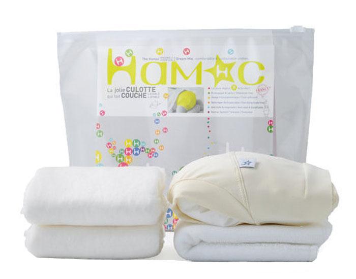 kit d 39 essai couche lavable jetable coton bio crme hamac. Black Bedroom Furniture Sets. Home Design Ideas
