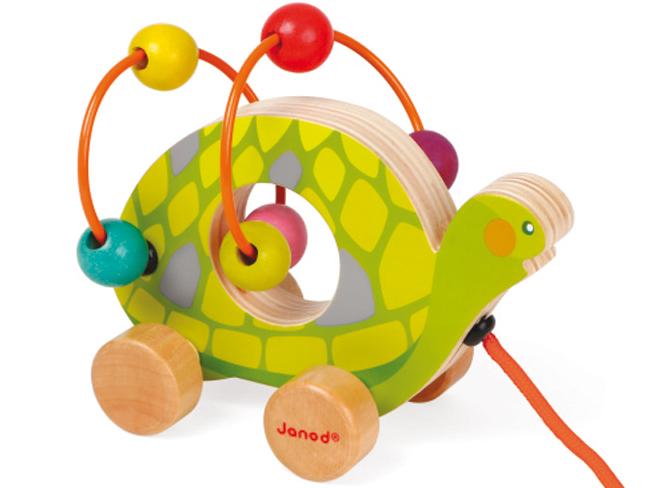 jouet à tirer janod