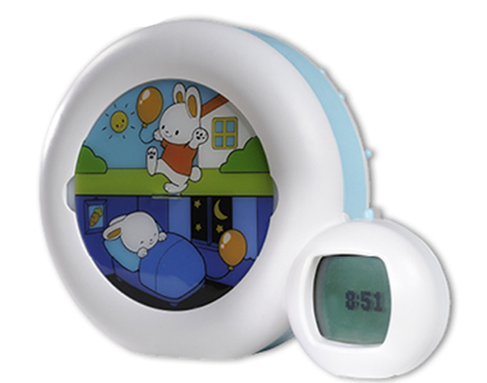 CLAESSENS'KIDS Kid'Sleep Moon - Veilleuse Indicateur de Réveil