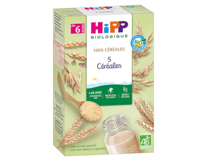 78e5294c7e65d6 100% Céréales 5 Céréales HIPP
