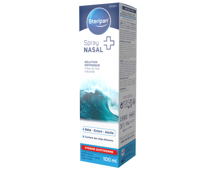 STERIPAN Spray Nasal - 100 ml