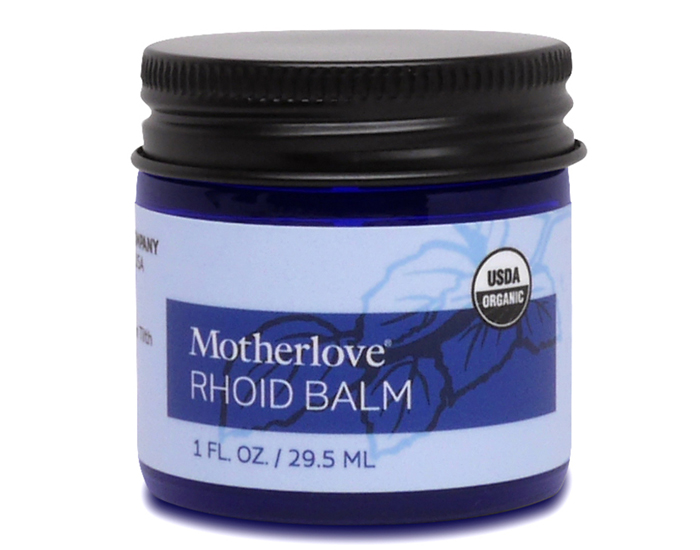 MOTHER LOVE Baume contre les Hémorroïdes - 30 ml
