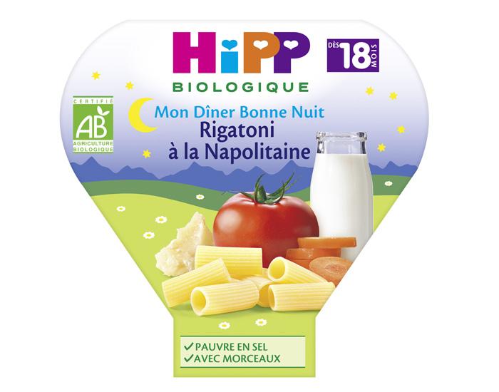 a538caa214e711 HIPP Assiette Mon Diner Bonne Nuit - 200, 230g ou 260g