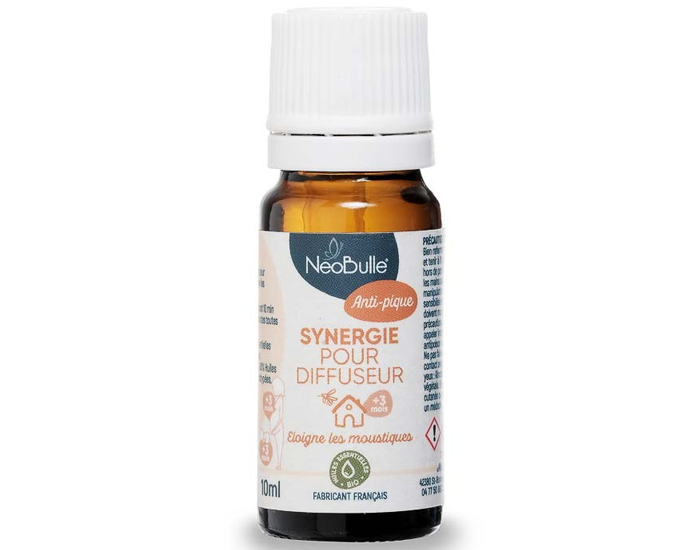 NEOBULLE Synergie Apad'pik - Complexe pour Diffuseur - 10 ml