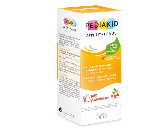 PEDIAKID Apptit Tonus Bb Enfant Ds 6 mois