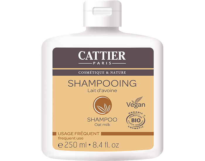 CATTIER Shampooing Usage Fréquent - 250 ml