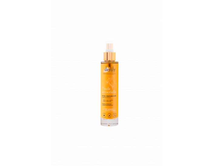 DAYLILY PARIS L'Huile Sensorielle Anti-Vergetures - 100ml