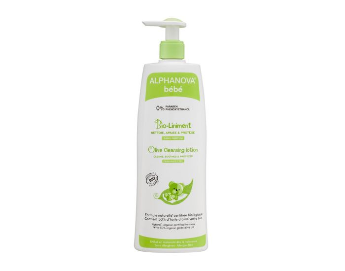 ALPHANOVA BEBE Bio-Liniment 500ml ALPHANOVA BEBE