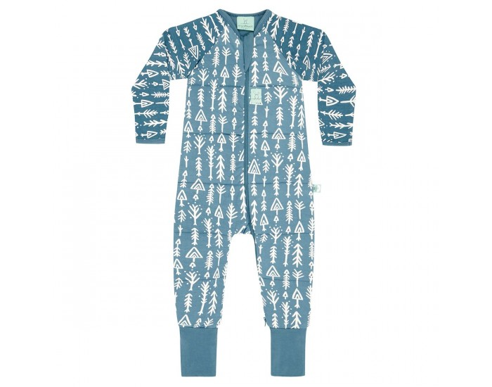 ERGOPOUCH Layer Surpyjama Hiver - midnight arrows 2,5 - 1 an