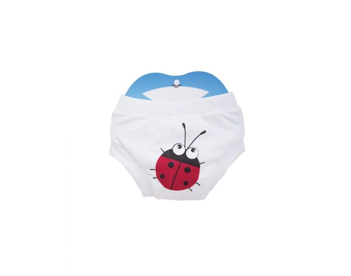 BEBESEO Culotte d'entrainement coccinelle