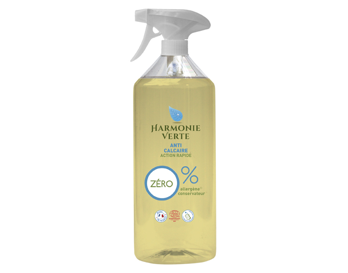 HARMONIE VERTE Spray Anti Calcaire - 500 ml