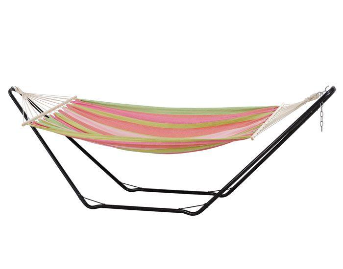 amazonas beach set hamac avec support. Black Bedroom Furniture Sets. Home Design Ideas