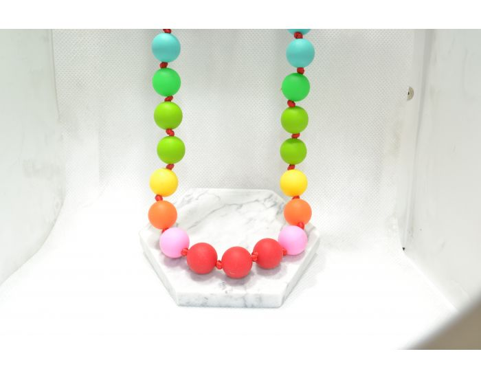 IRREVERSIBLE BIJOUX Collier Silicone