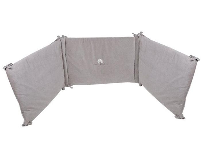 eveil et nature tour de lit 45x190. Black Bedroom Furniture Sets. Home Design Ideas