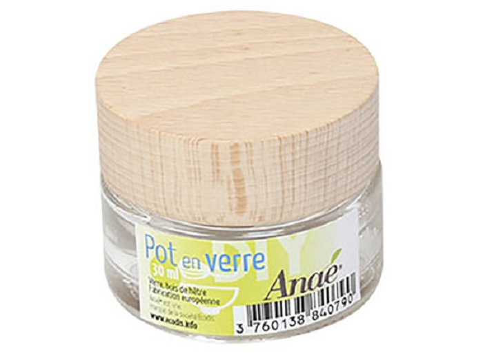 ANAE Pot en Verre 30 ml