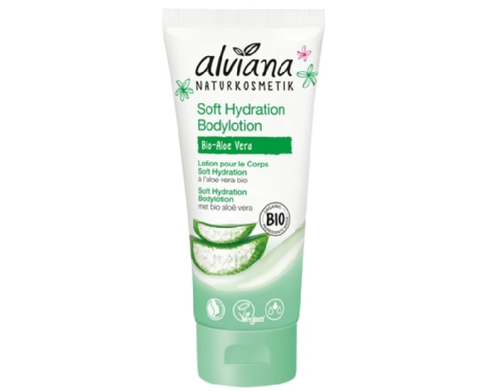 ALVIANA Lotion pour le Corps Green Feeling - 200 ml