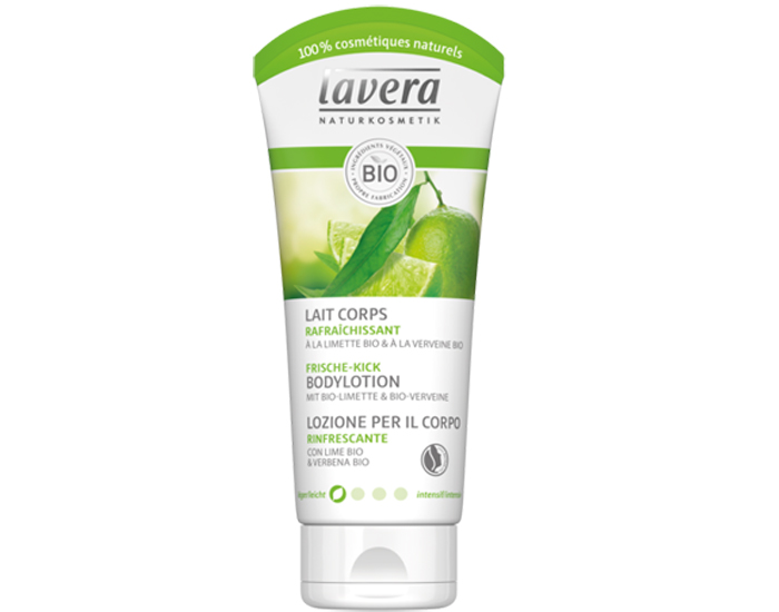 LAVERA Lait Corps Lime Sensation - 200 ml