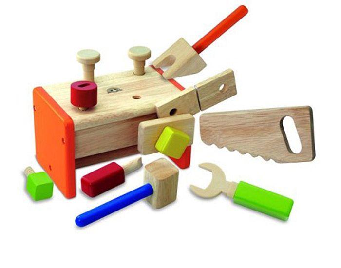 banc de bricolage caisse outils ds 2 ans. Black Bedroom Furniture Sets. Home Design Ideas