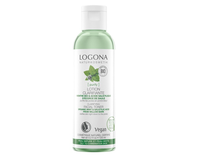 LOGONA Lotion Clarifiante - 125 ml