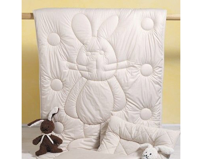 couette enfant 4 saisons bobo laine et coton bio prolana. Black Bedroom Furniture Sets. Home Design Ideas