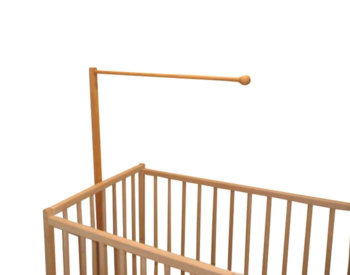 flche de lit en bois de htre et huil prolana - Fleche De Lit