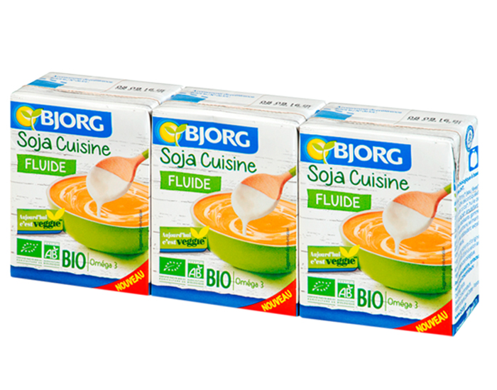 Bjorg soja cuisine for Soja cuisine bjorg