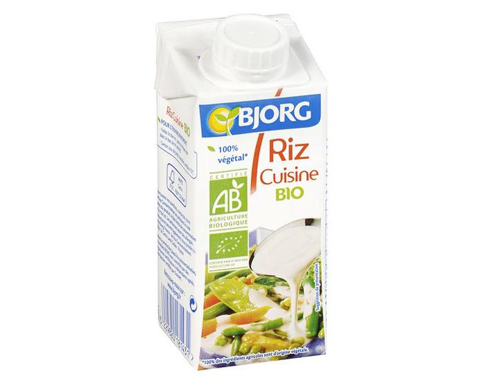 Riz Cuisine 20 Cl Bjorg Bebe Au Naturel