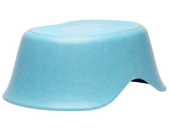 becostep bleu marche pied pour enfants. Black Bedroom Furniture Sets. Home Design Ideas