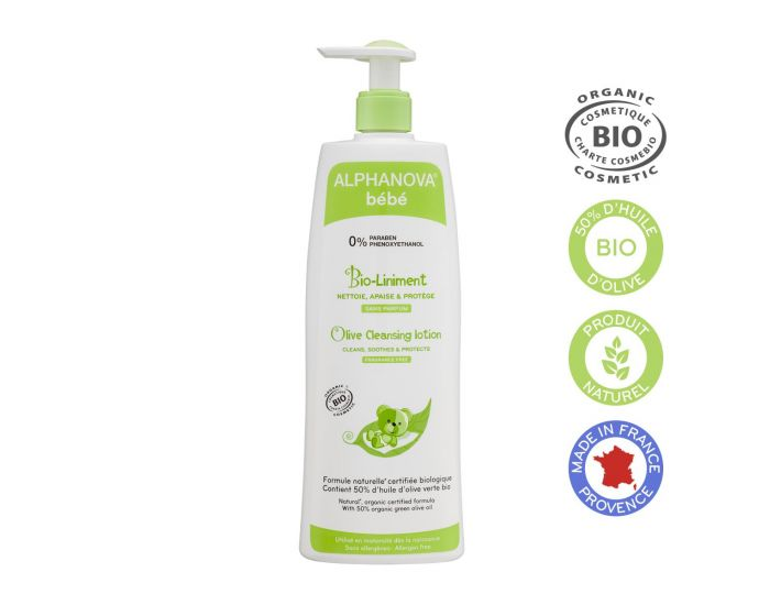 ALPHANOVA BEBE Bio-Liniment 500ml ALPHANOVA BEBE (1)