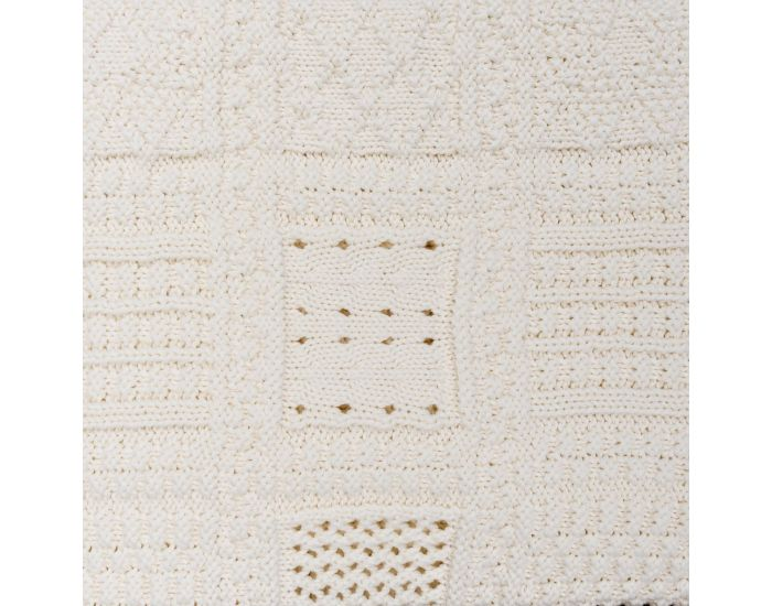 SEVIRA KIDS Couverture Bébé en Tricot Lovely Moments (2)