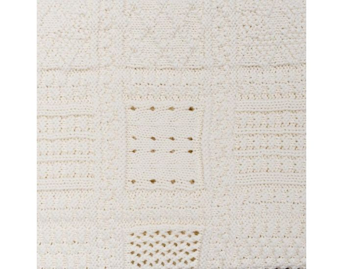 SEVIRA KIDS Couverture Bébé en Tricot Lovely Moments (6)
