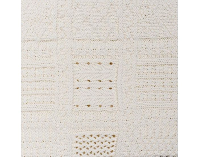 SEVIRA KIDS Couverture Bébé en Tricot Lovely Moments (10)