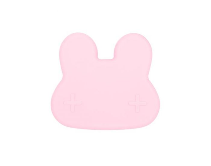 WE MIGHT BE TINY Boite à Goûter silicone - Lapin Rose (2)