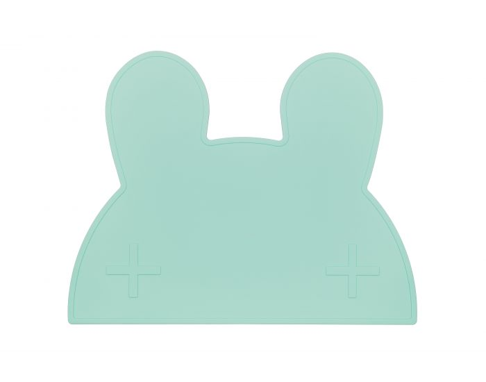 WE MIGHT BE TINY Grand set de table silicone - lapin (1)