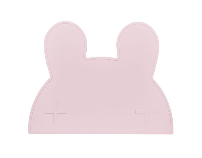 WE MIGHT BE TINY Grand set de table silicone - lapin (2)